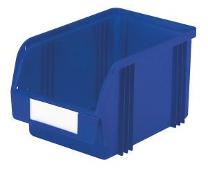 AK-3 plastmasas kaste zila