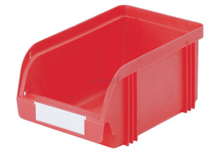 AK-4 plastmasas kaste sarkana