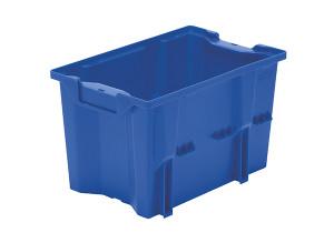 DLK-2 plastmasas kaste zila