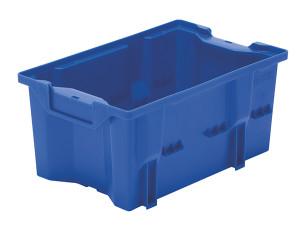 DLK-2c plastmasas kaste zila