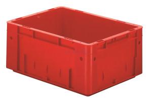 VTK-400_175-0 plastmasas kaste sarkana