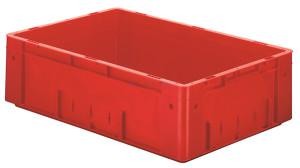 VTK-600_175-0 plastmasas kaste sarkana