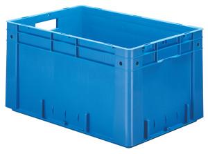 VTK-600_320-0 plastmasas kaste zila