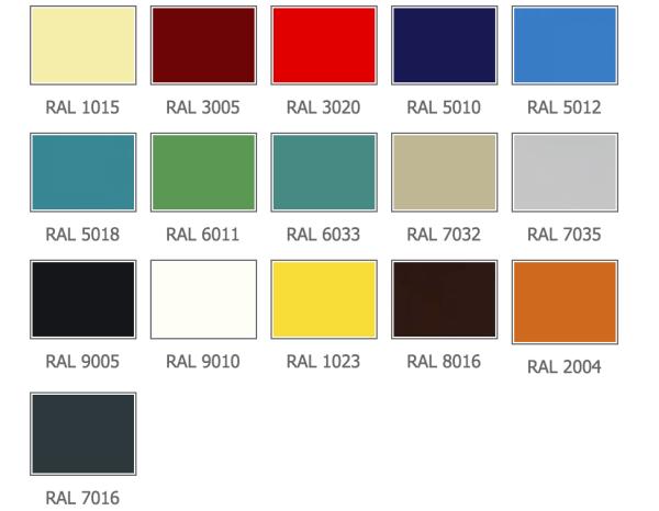 SZK krāsas